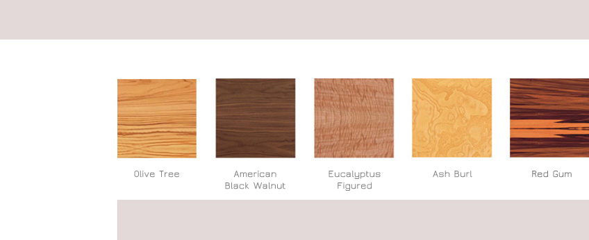 real wood veneers